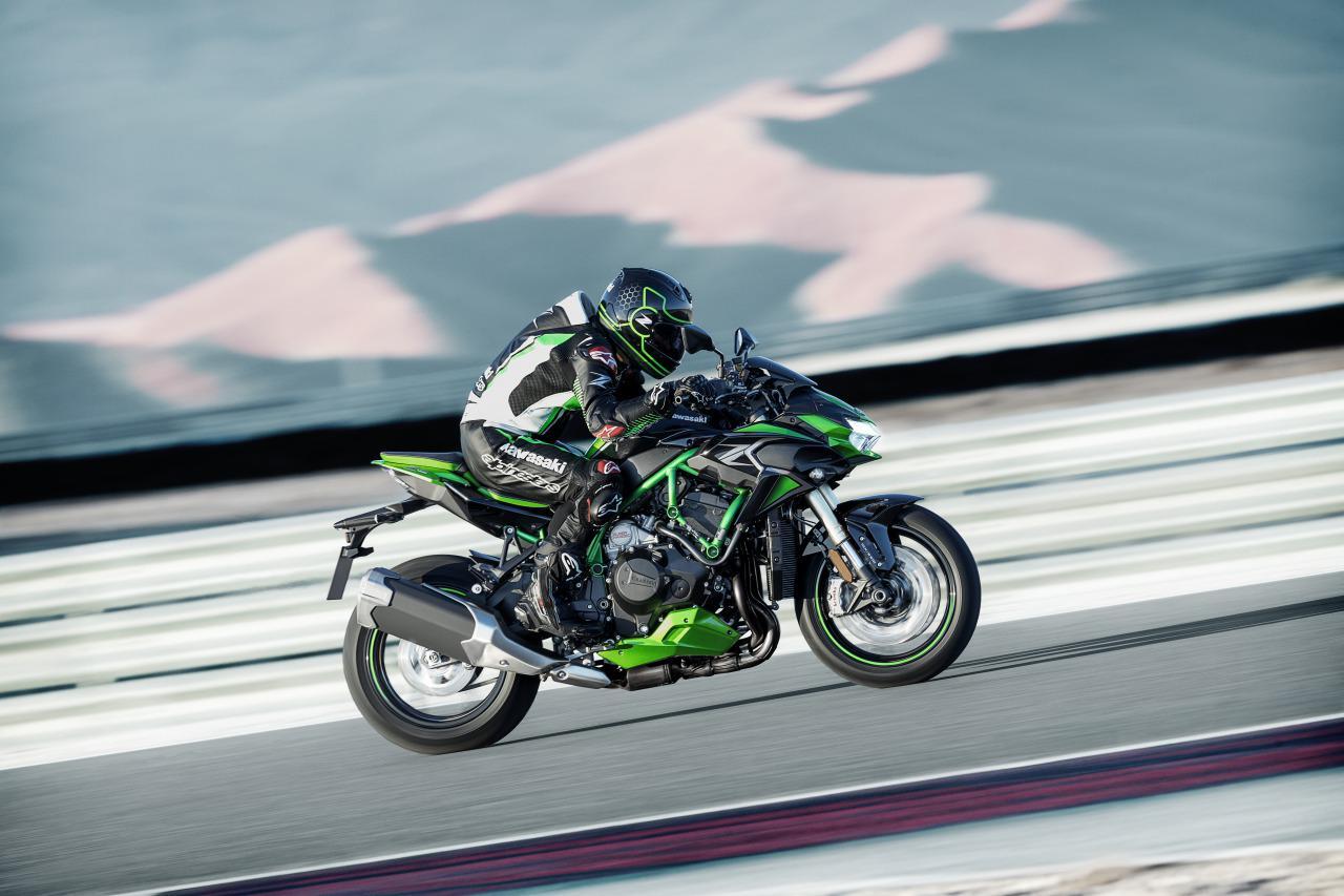 Images : 7番目の画像 - 【写真16枚】カワサキ Z H2 SE(欧州仕様) - webオートバイ