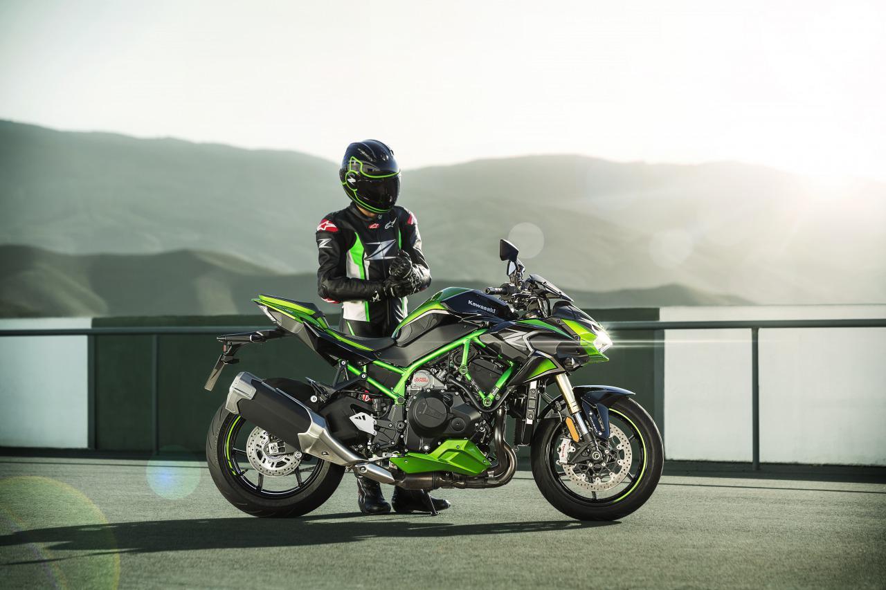 Images : 15番目の画像 - 【写真16枚】カワサキ Z H2 SE(欧州仕様) - webオートバイ