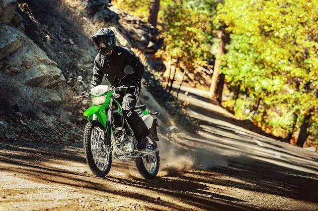 画像: Kawasaki KLX300