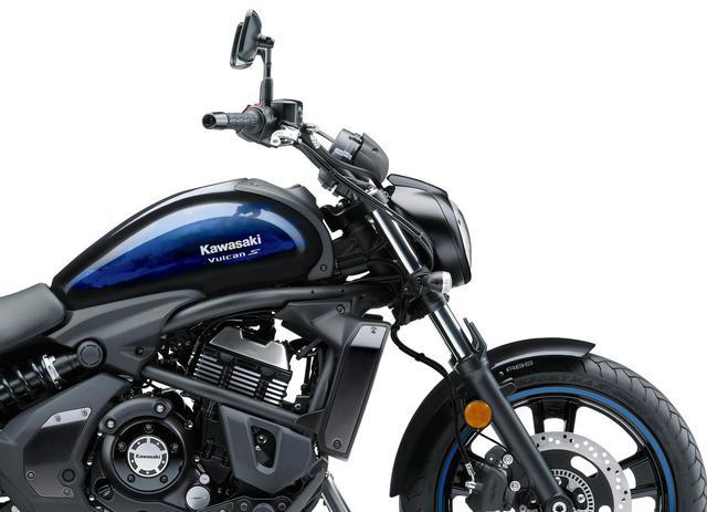 画像: カワサキ「バルカンS」の2021年モデルが登場! 発売日は2020年11月1日! - webオートバイ