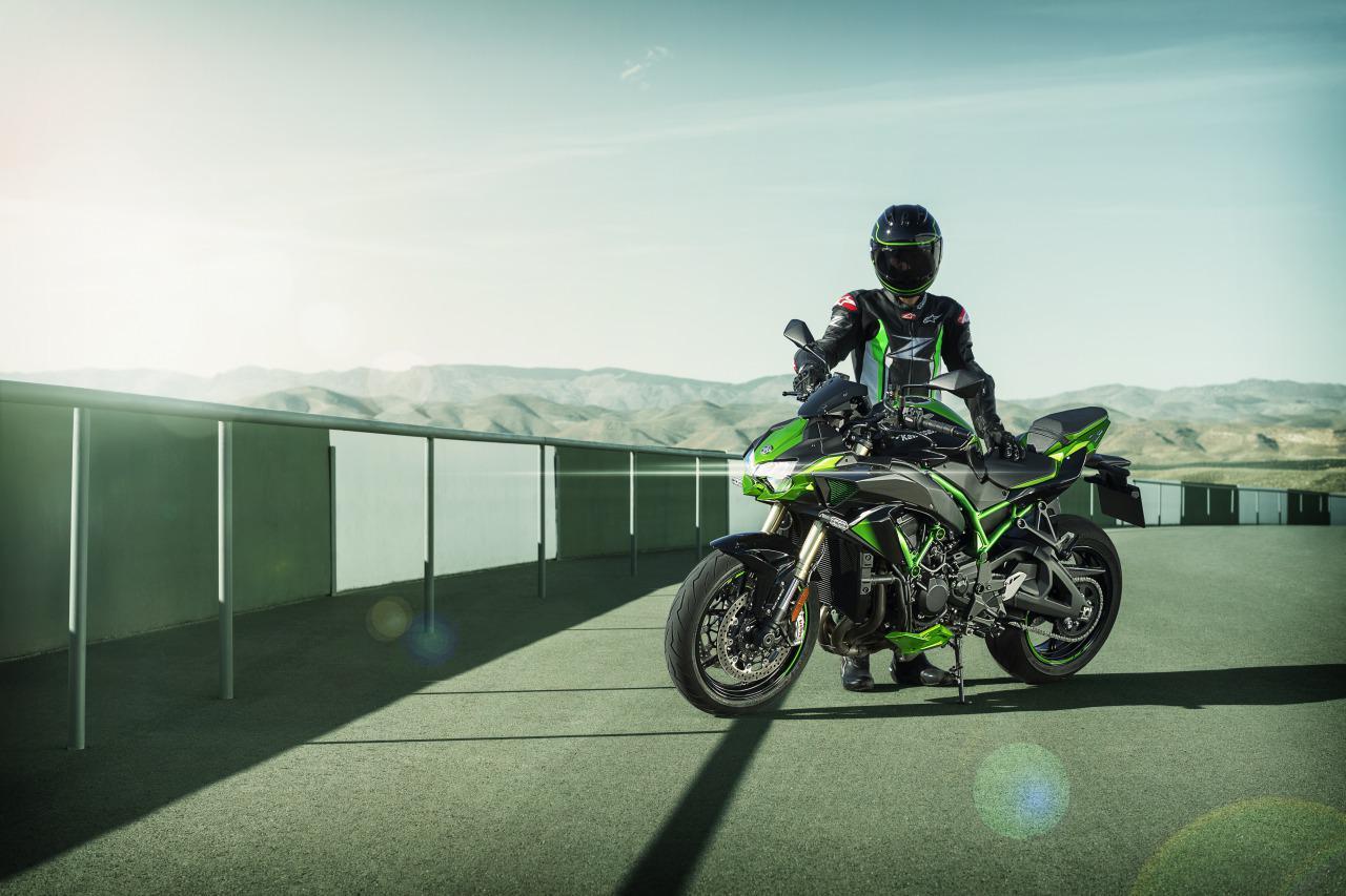 Images : 13番目の画像 - 【写真16枚】カワサキ Z H2 SE(欧州仕様) - webオートバイ
