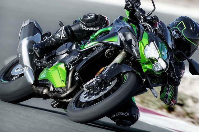 画像: カワサキが新型車「Z H2 SE」を発表! ショーワの最新サスペンションとブレンボの高性能ブレーキキャリパーを搭載【2021速報】 - webオートバイ