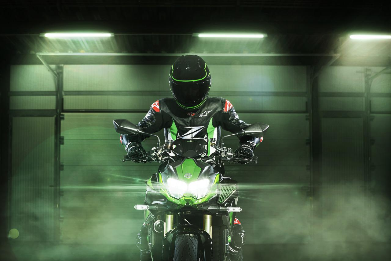 Images : 16番目の画像 - 【写真16枚】カワサキ Z H2 SE(欧州仕様) - webオートバイ