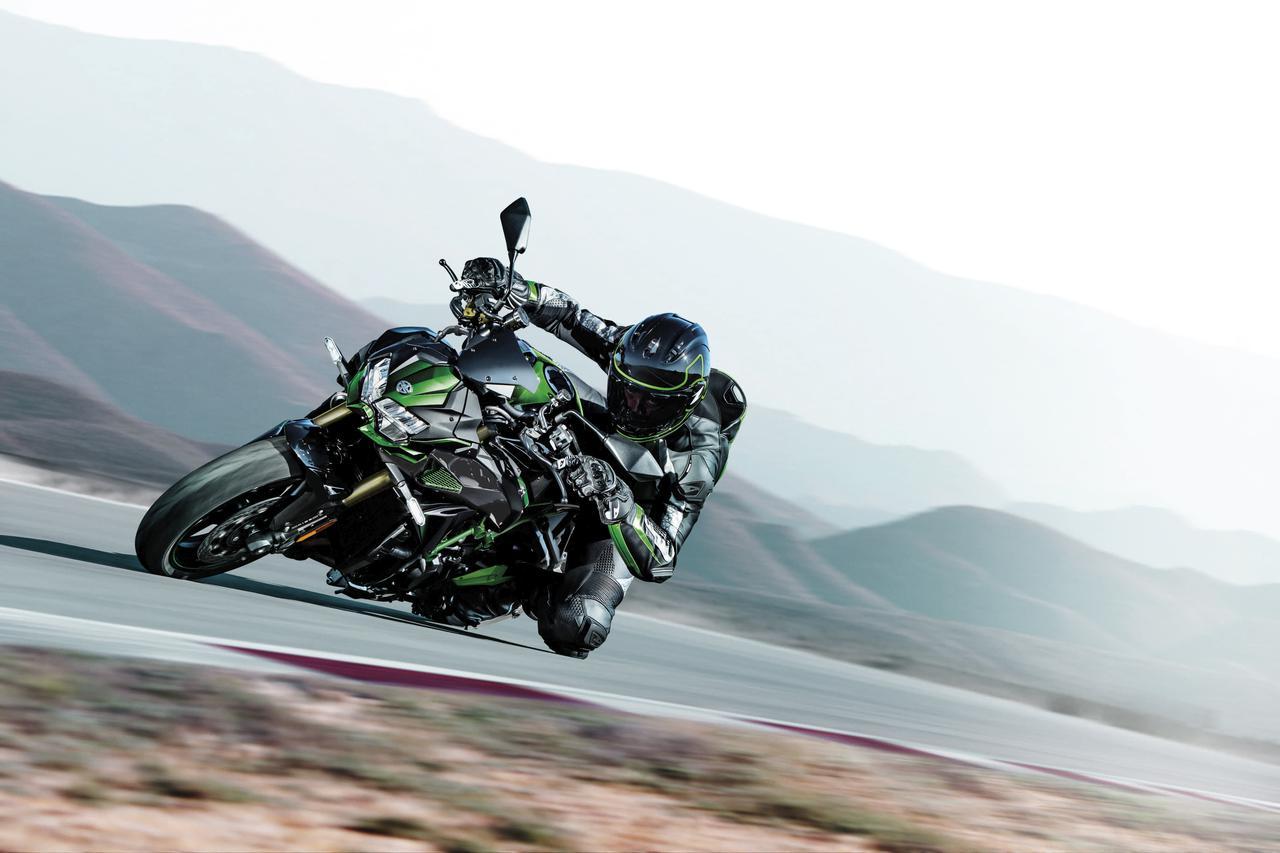 Images : 4番目の画像 - 【写真16枚】カワサキ Z H2 SE(欧州仕様) - webオートバイ