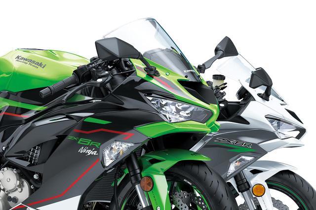 画像: 【新車】カワサキ「Ninja ZX-6R/KRT EDITION」の2021年モデルがニューグラフィックになって8月1日から発売! - webオートバイ
