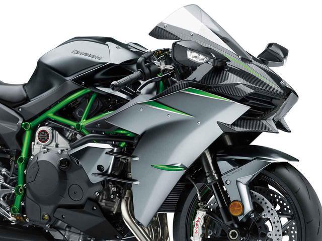 画像: カワサキ「Ninja H2 CARBON」を新車で買うラストチャンス!? 2021年モデルを販売し、以降の導入予定はなし! - webオートバイ