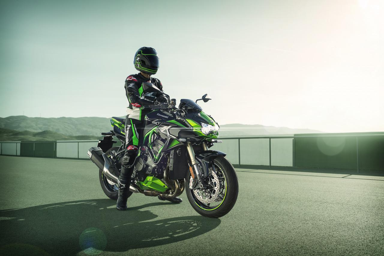 Images : 14番目の画像 - 【写真16枚】カワサキ Z H2 SE(欧州仕様) - webオートバイ
