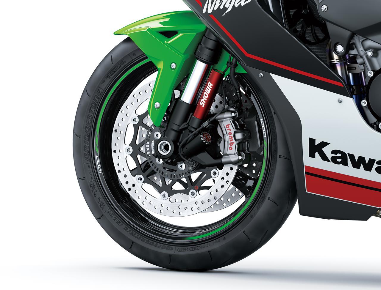 Images : 31番目の画像 - 【写真36枚】カワサキ 新型 Ninja ZX-10R/Ninja ZX-10RR - webオートバイ