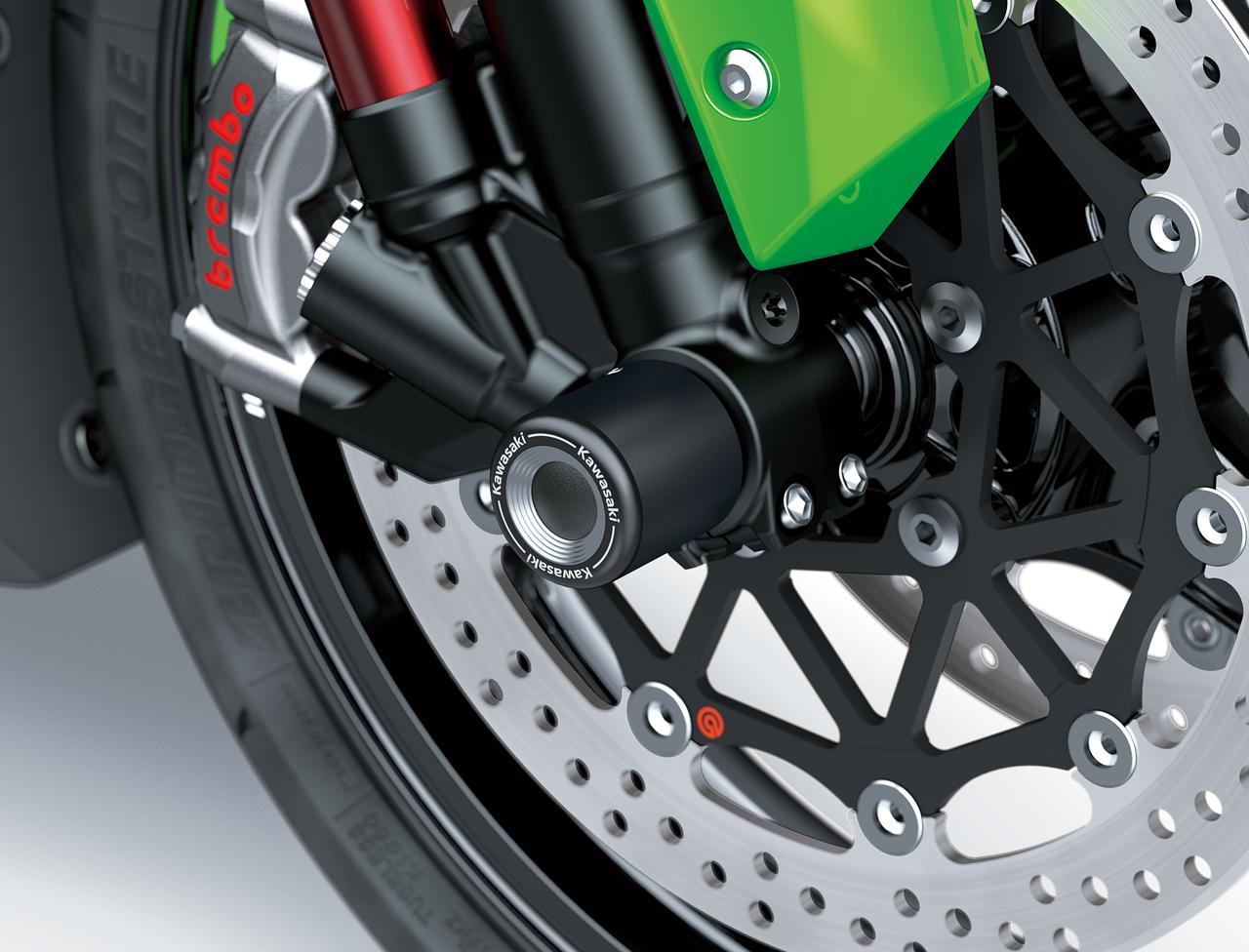 Images : 27番目の画像 - 【写真36枚】カワサキ 新型 Ninja ZX-10R/Ninja ZX-10RR - webオートバイ