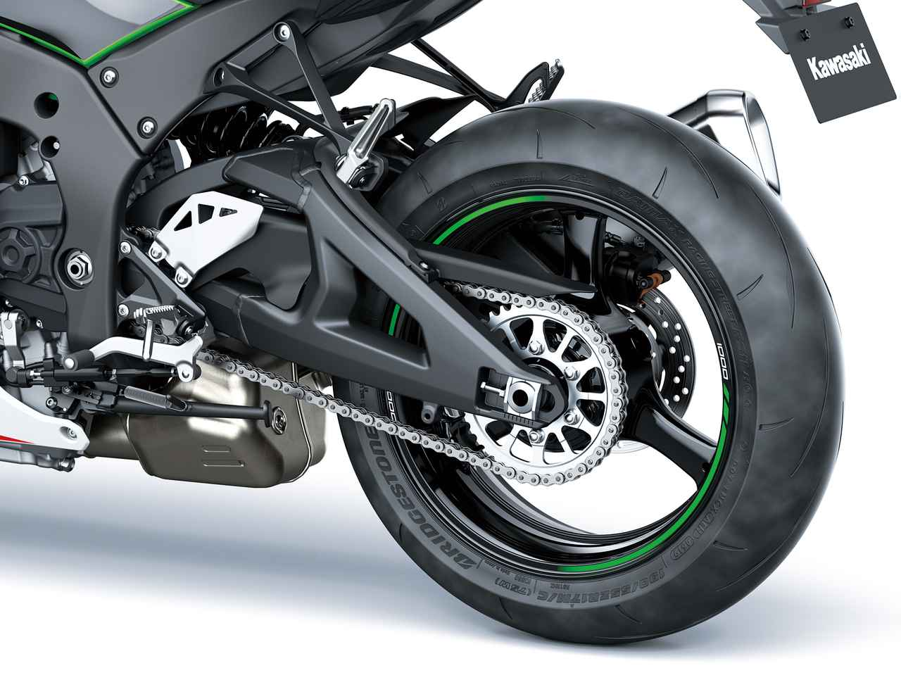 Images : 32番目の画像 - 【写真36枚】カワサキ 新型 Ninja ZX-10R/Ninja ZX-10RR - webオートバイ