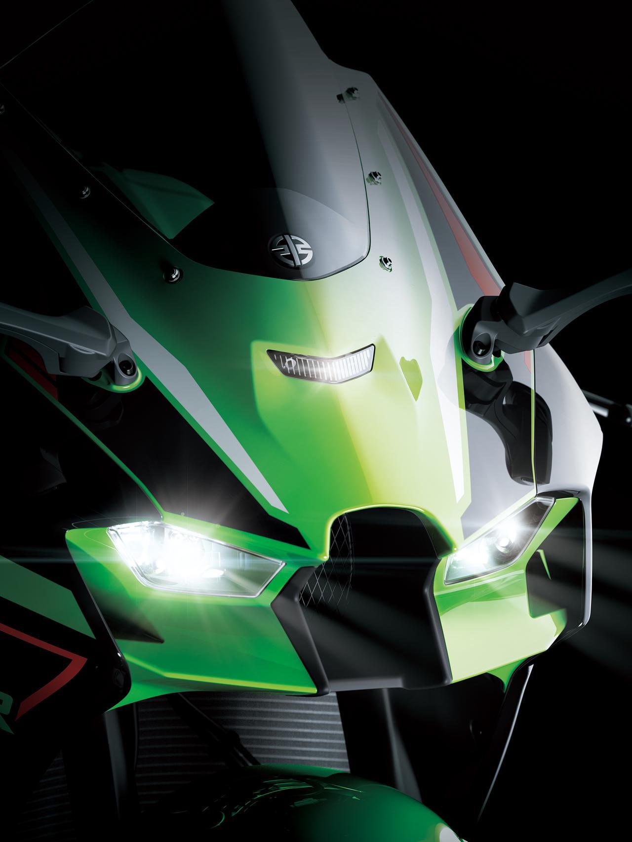 Images : 24番目の画像 - 【写真36枚】カワサキ 新型 Ninja ZX-10R/Ninja ZX-10RR - webオートバイ