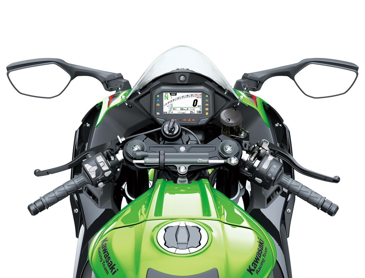 Images : 28番目の画像 - 【写真36枚】カワサキ 新型 Ninja ZX-10R/Ninja ZX-10RR - webオートバイ