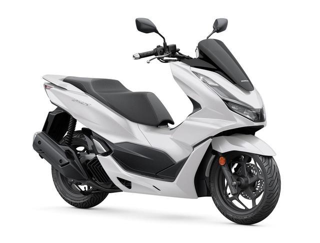 画像: Honda PCX(2021年発売予定)