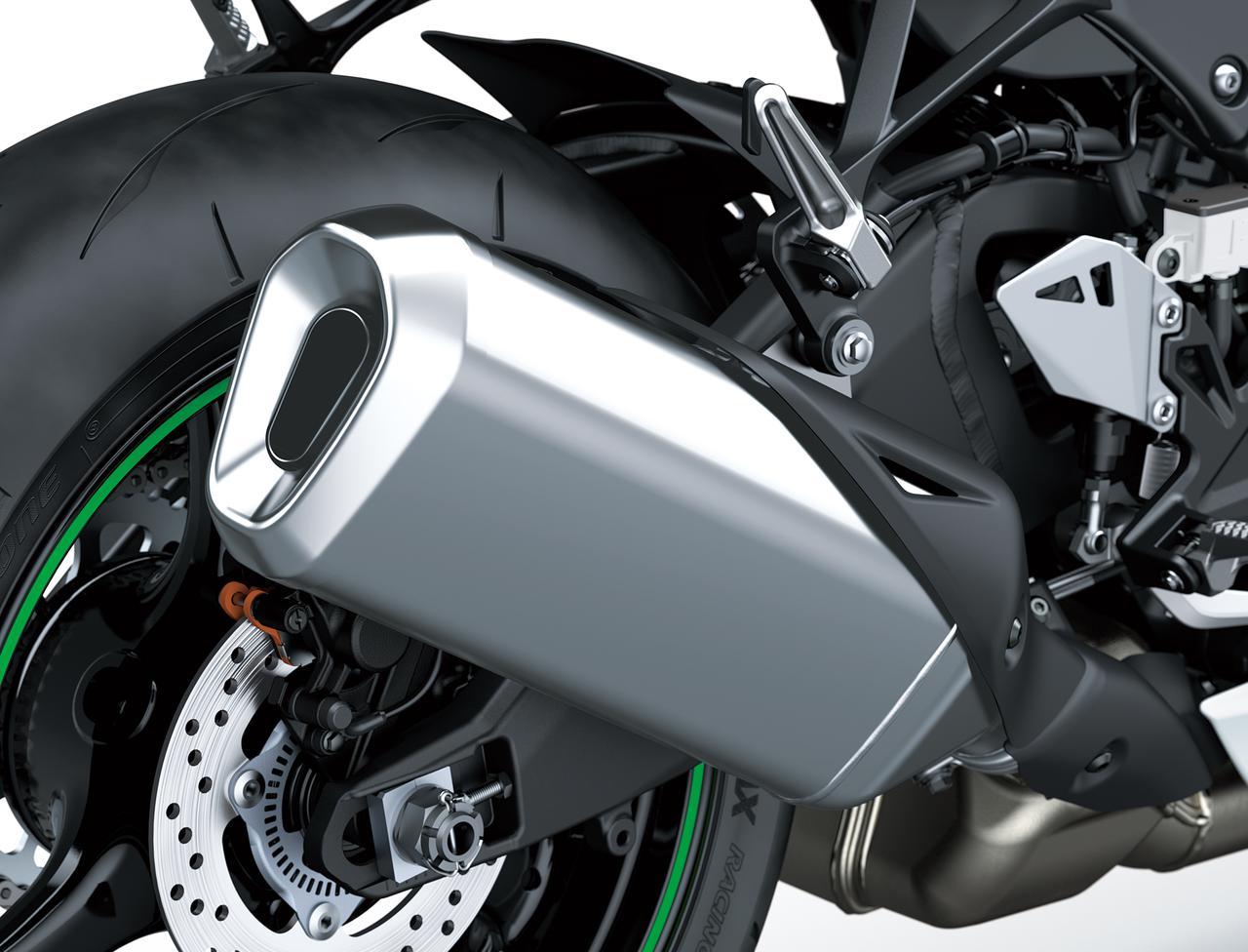 Images : 17番目の画像 - 【写真36枚】カワサキ 新型 Ninja ZX-10R/Ninja ZX-10RR - webオートバイ