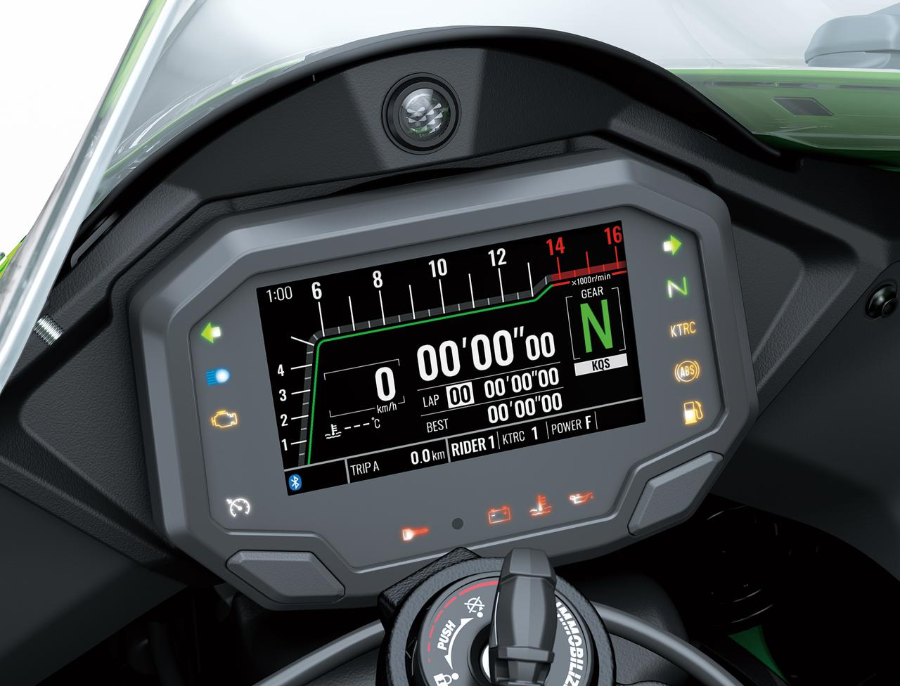 Images : 21番目の画像 - 【写真36枚】カワサキ 新型 Ninja ZX-10R/Ninja ZX-10RR - webオートバイ