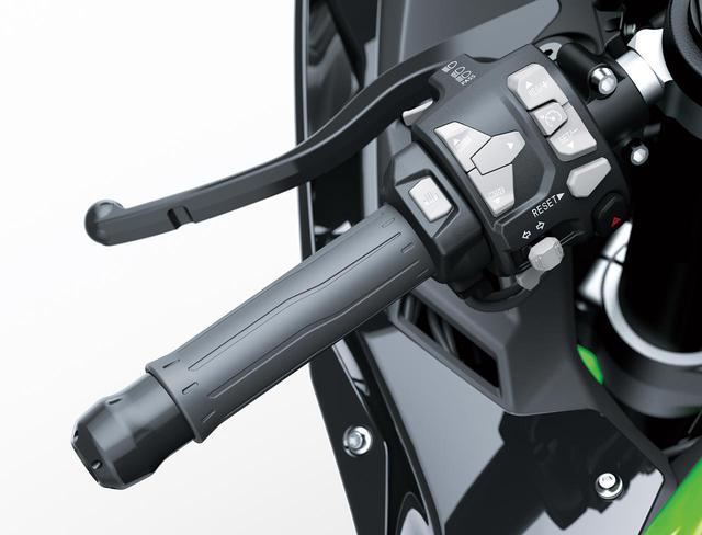 画像3: ついに液晶TFTメーターを採用!ライディングモード、クルコンも装備