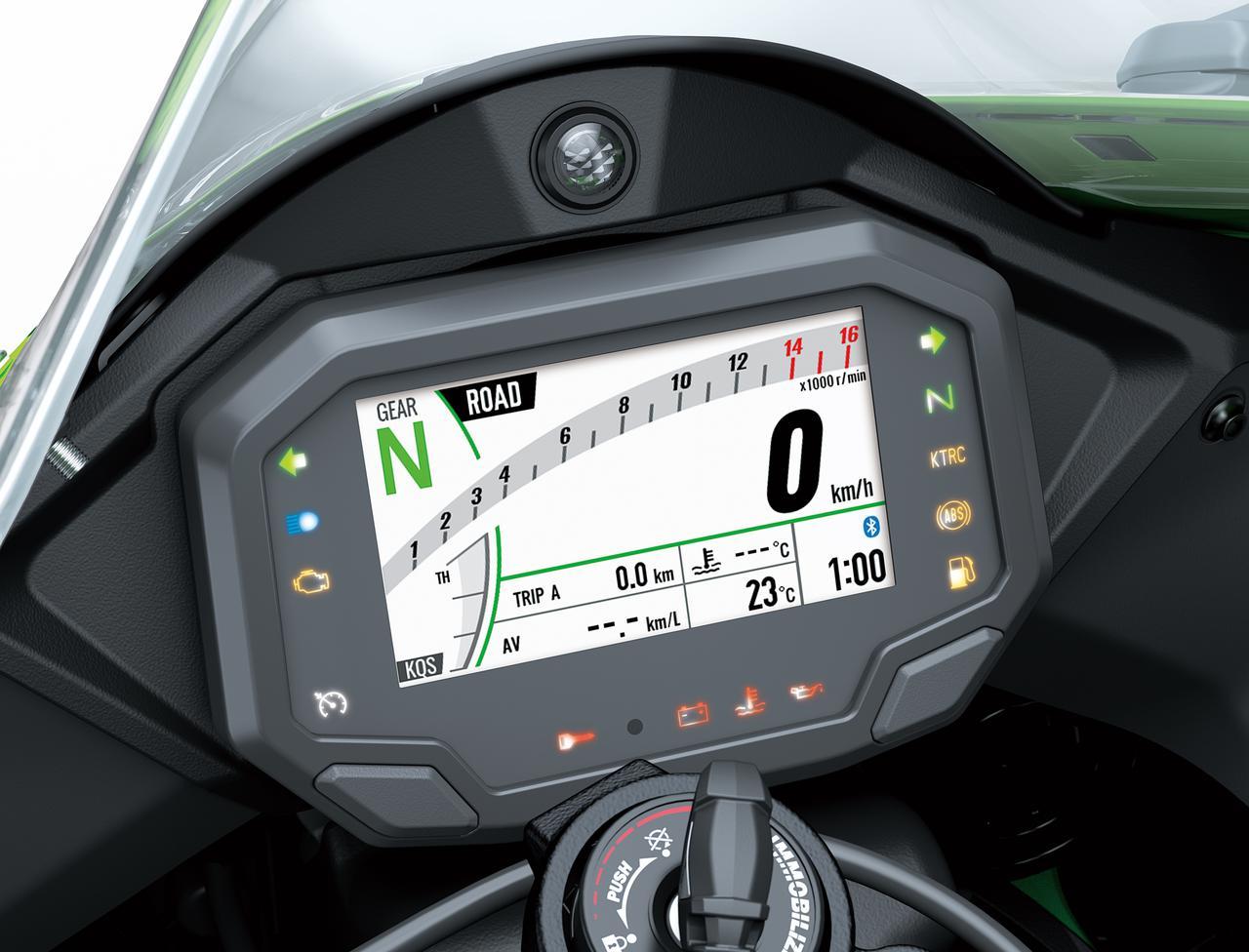 Images : 20番目の画像 - 【写真36枚】カワサキ 新型 Ninja ZX-10R/Ninja ZX-10RR - webオートバイ