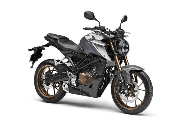 画像: 新型CB125Rのカラーバリエーション・スペックなど - webオートバイ