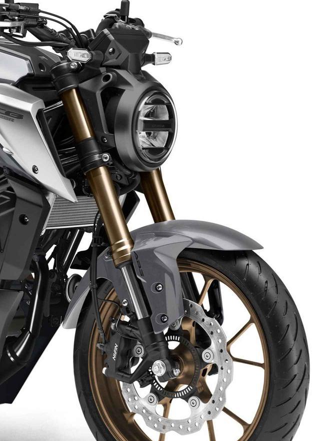 画像: ホンダ新型「CB125R」は走りの楽しさだけでなく〈上手くなれるバイク〉としての魅力を増している【太田安治の2021年モデル乗り味予測】