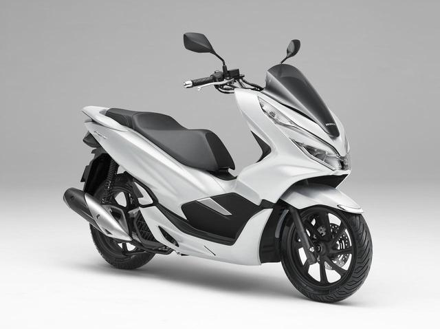 画像: Honda PCX(2018年・現行型)