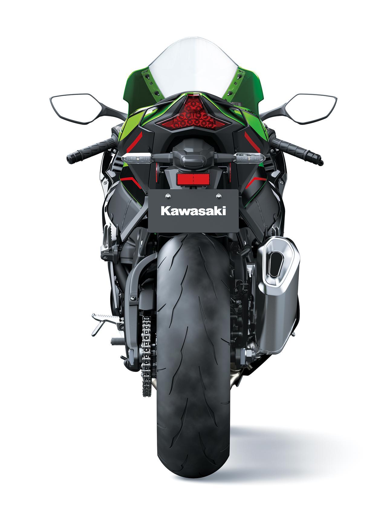 Images : 9番目の画像 - 【写真36枚】カワサキ 新型 Ninja ZX-10R/Ninja ZX-10RR - webオートバイ