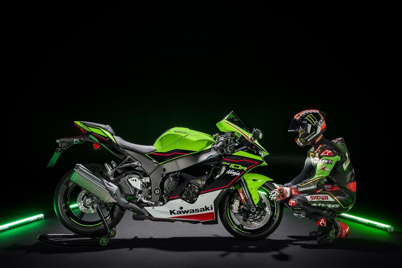 Images : 1番目の画像 - 【写真36枚】カワサキ 新型 Ninja ZX-10R/Ninja ZX-10RR - webオートバイ