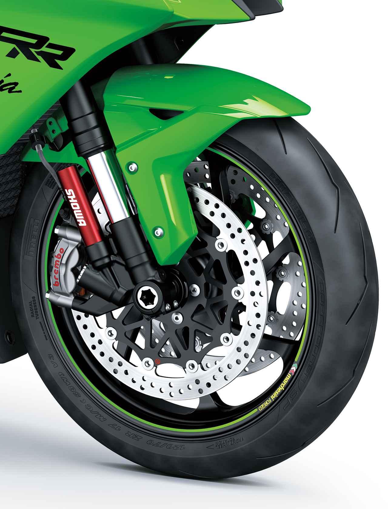 Images : 33番目の画像 - 【写真36枚】カワサキ 新型 Ninja ZX-10R/Ninja ZX-10RR - webオートバイ