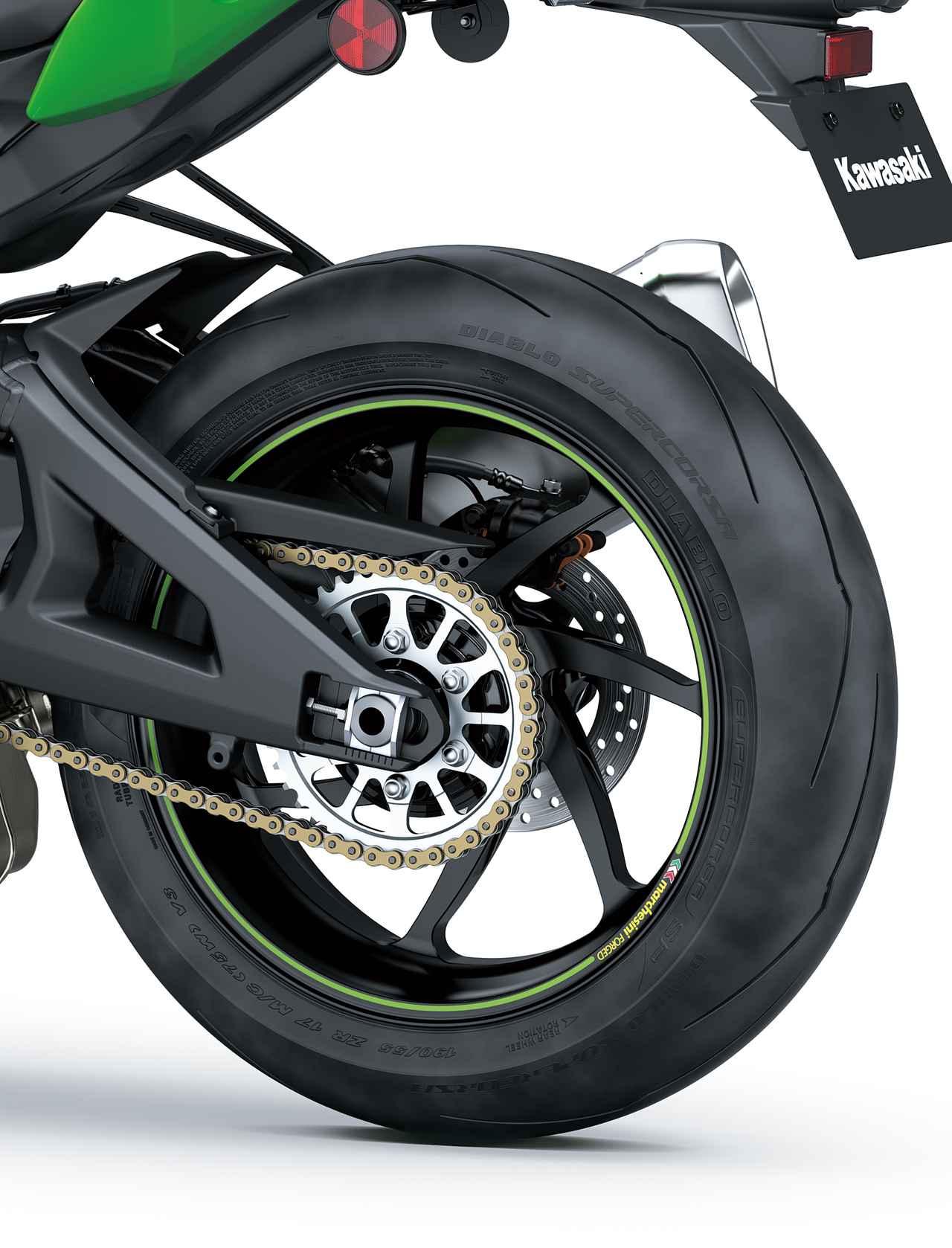 Images : 34番目の画像 - 【写真36枚】カワサキ 新型 Ninja ZX-10R/Ninja ZX-10RR - webオートバイ