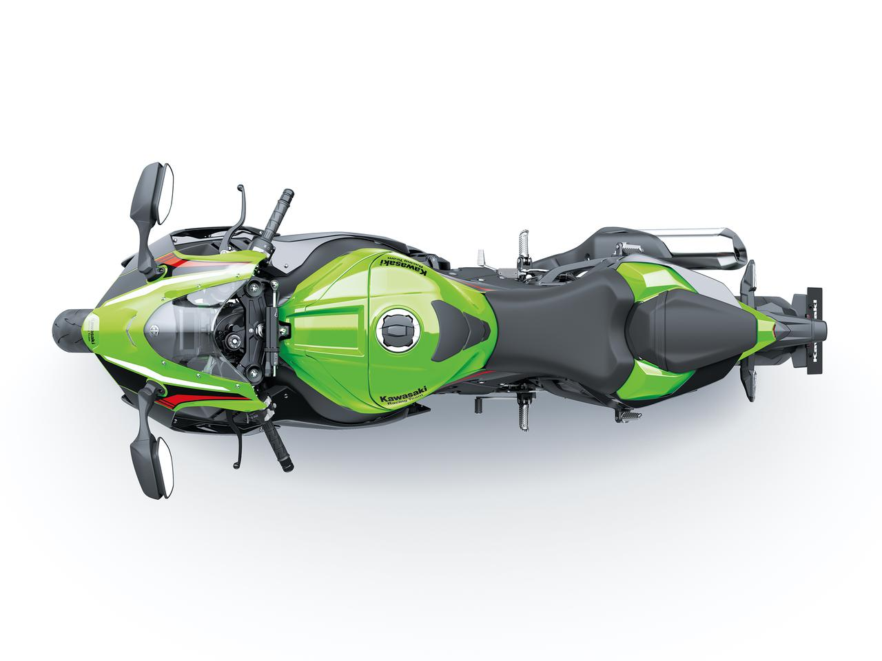 Images : 10番目の画像 - 【写真36枚】カワサキ 新型 Ninja ZX-10R/Ninja ZX-10RR - webオートバイ