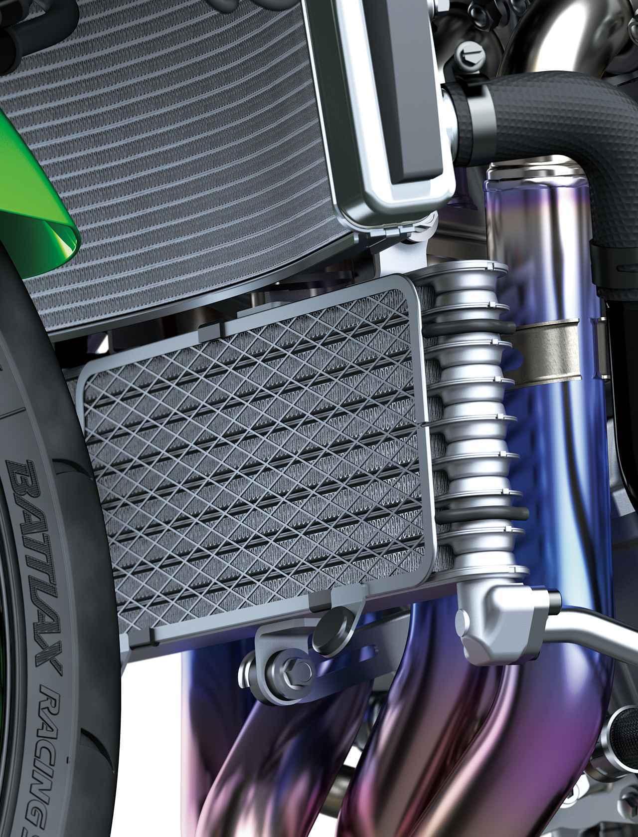 画像1: エンジン、フレーム、ディメンションと細部を見直し