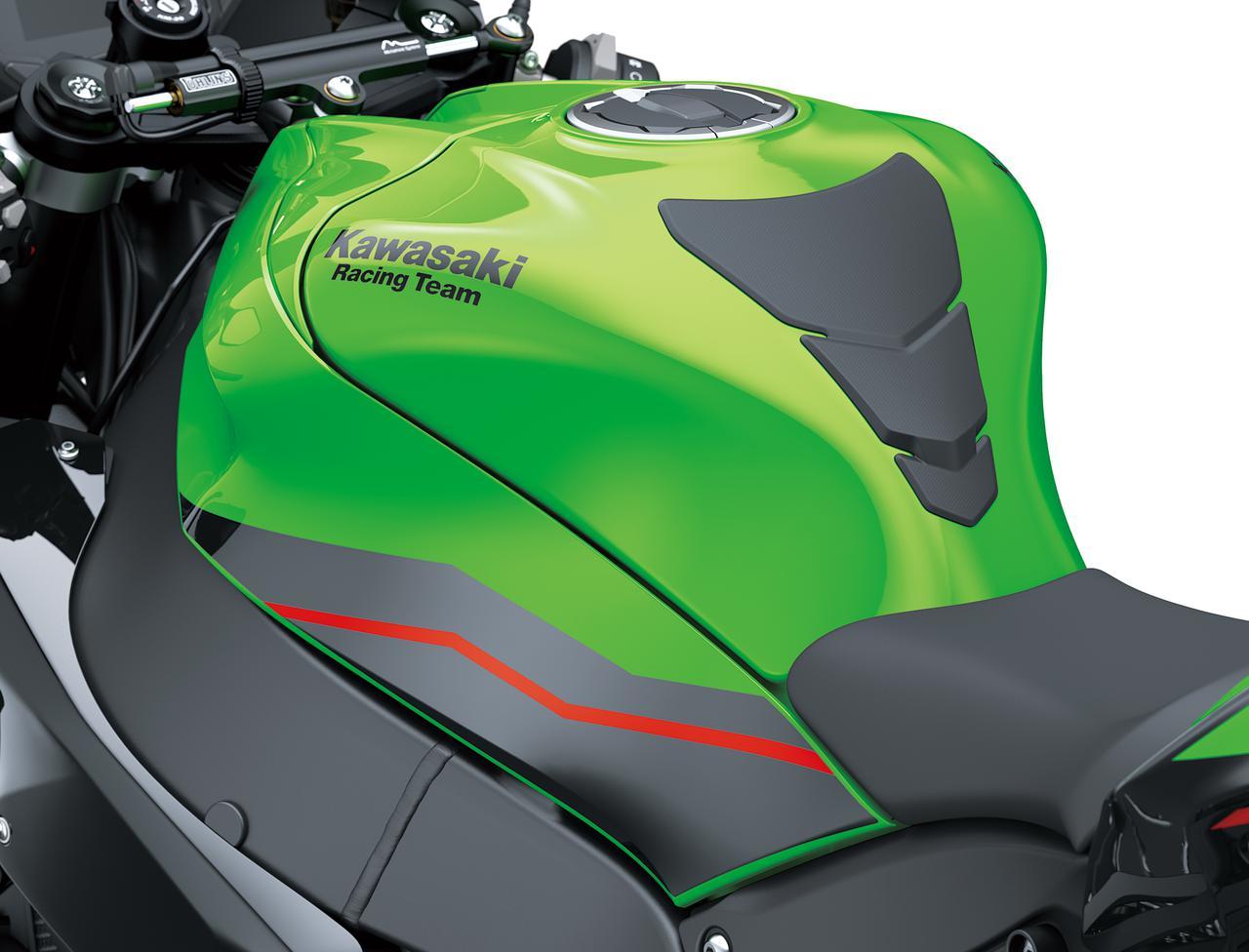 Images : 18番目の画像 - 【写真36枚】カワサキ 新型 Ninja ZX-10R/Ninja ZX-10RR - webオートバイ