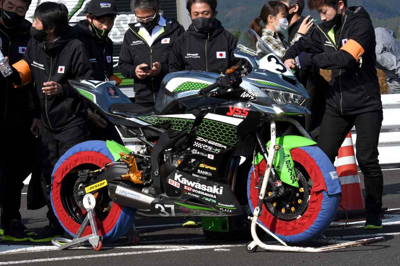 画像: Vamos with PSK&YSS・A-TECH RacingのNinjaZX-25R マシン製作はプロショップキヨ?