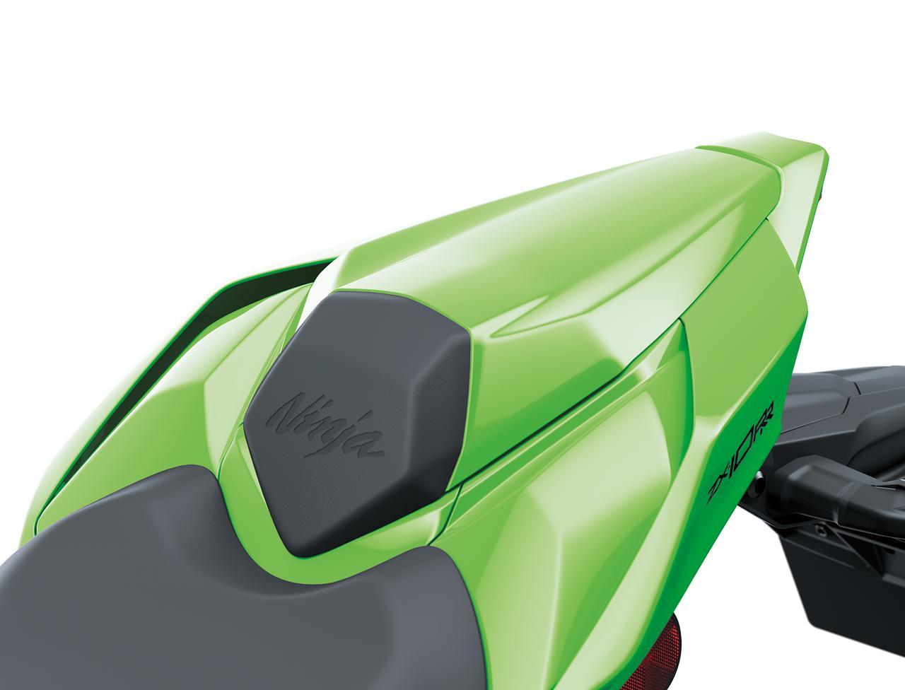 Images : 35番目の画像 - 【写真36枚】カワサキ 新型 Ninja ZX-10R/Ninja ZX-10RR - webオートバイ