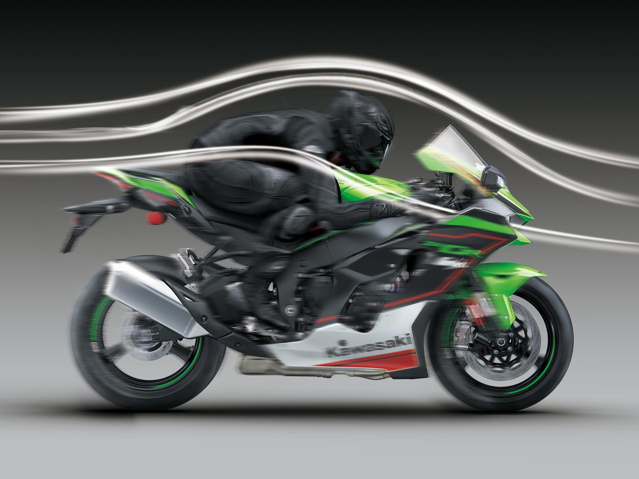 Images : 13番目の画像 - 【写真36枚】カワサキ 新型 Ninja ZX-10R/Ninja ZX-10RR - webオートバイ