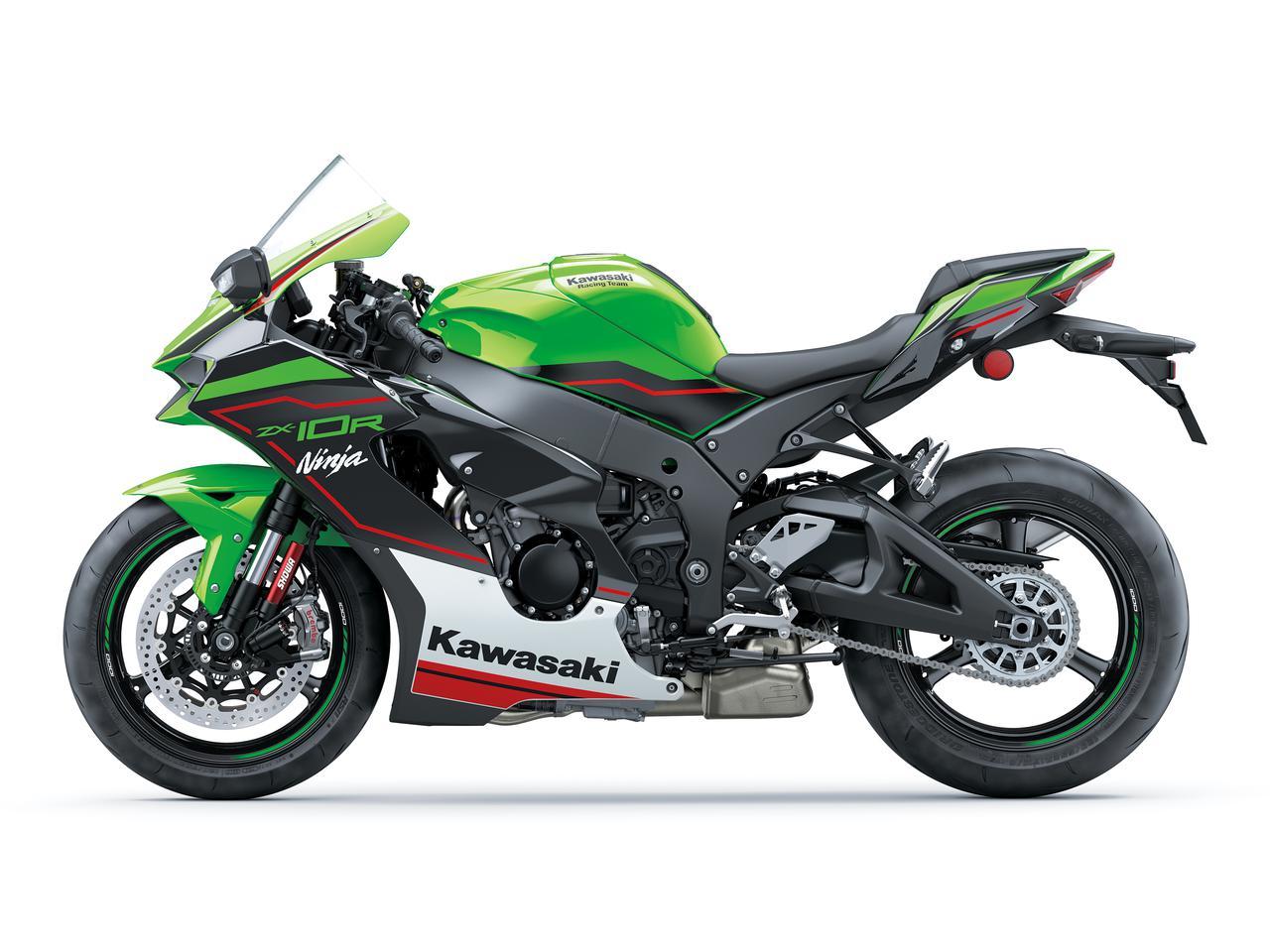 Images : 6番目の画像 - 【写真36枚】カワサキ 新型 Ninja ZX-10R/Ninja ZX-10RR - webオートバイ
