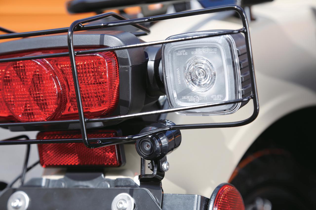 Images : 10番目の画像 - 【写真】キジマがカスタムしたホンダ「CT125・ハンターカブ」 - webオートバイ