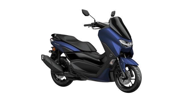 画像2: ヤマハ「NMAX125」2021年モデルはフルモデルチェンジ! 新フレームを採用しトラクションコントロールも搭載【2021速報】