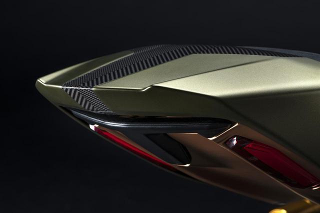 画像3: イタリアンメーカーのコラボで生まれたドゥカティ「ディアベル1260ランボルギーニ」