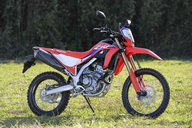 画像: 【写真27枚】新型CRF250Lをもっと見る - webオートバイ