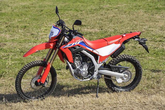 画像: ホンダ新型「CRF250L」の詳しい車両解説 - webオートバイ