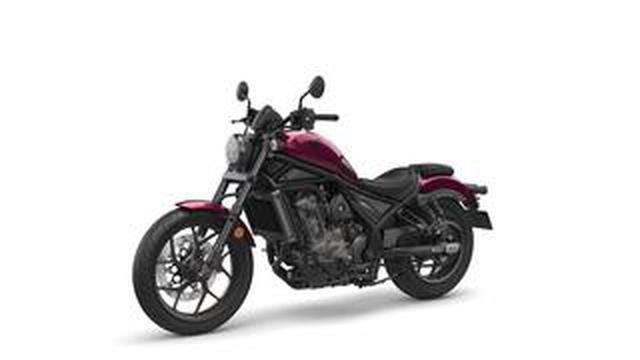 画像: 【写真17枚】ホンダ「レブル1100」をもっと見る - webオートバイ