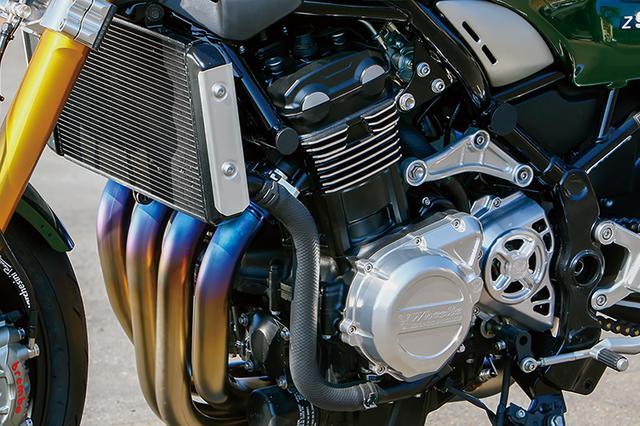 画像: AP2000材から削り出されるACGカバーやスプロケットカバー、車体右側に装着するパルサーカバーなど、エンジンまわりのパーツもウイリーの人気製品だ。