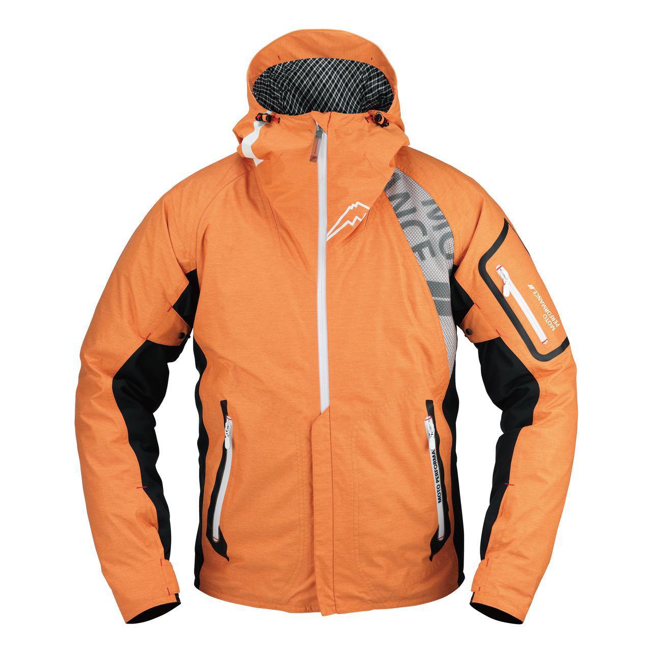 画像: クシタニ K-2805 WINTER AMENITE JACKET 税込価格:4万9500円 サイズ:M、L、LL、XL カラー:ブラックアウト、レッド、グリーン、オレンジ