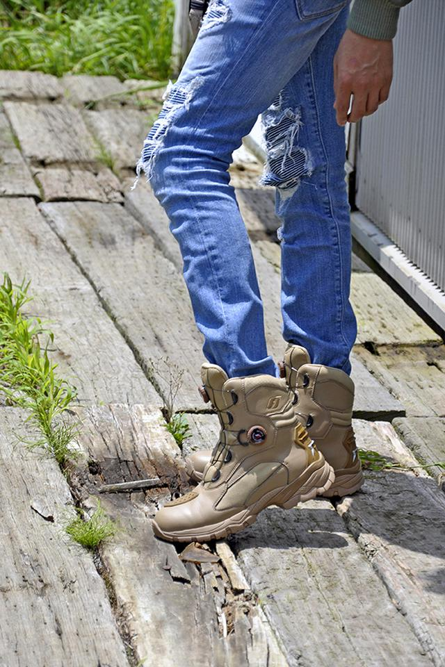 画像: FSB-802 Tactical Riding Boots | Flag Ship