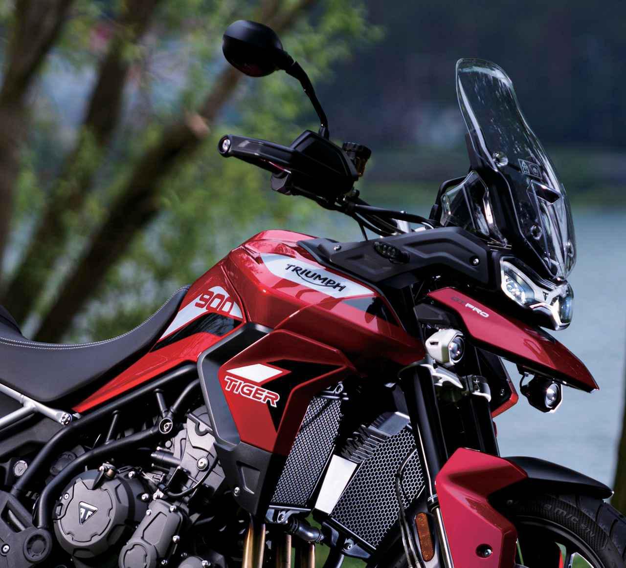 画像: ミドルタイガーの上級モデルを徹底解説! トライアンフ「タイガー900 GT プロ」【試乗インプレ・車両解説 2020】 - webオートバイ