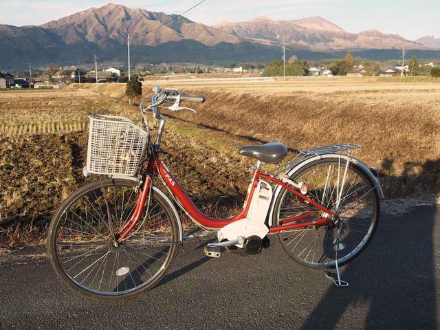 画像: 電動アシスト自転車 PAS(パス)で阿蘇を走る! - webオートバイ