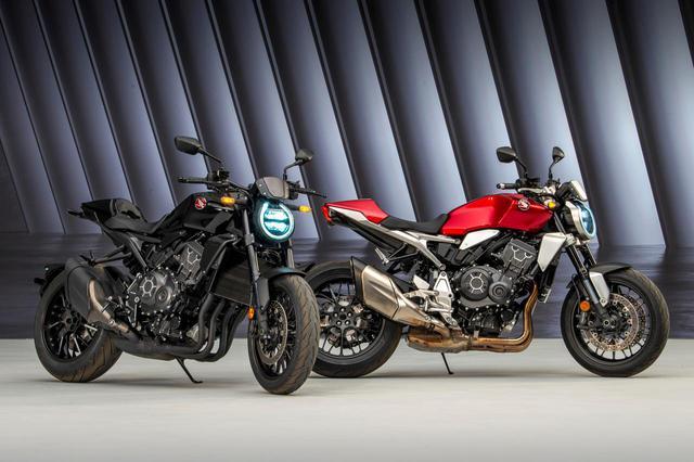画像: 【2021速報】デザイン洗練、特別仕様も登場!新型CB1000Rを速攻チェック! - webオートバイ