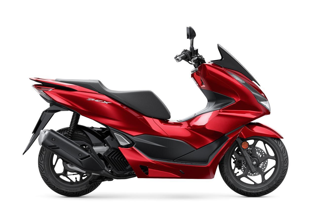 画像: ホンダ新型「PCX」の狙いは何か? 125ccスクーターにもトラコンが搭載される時代に【太田安治の2021年モデル乗り味予測】 - webオートバイ