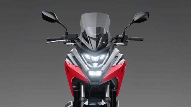 画像: 【2021速報】大幅刷新でもはや別物!? ホンダ新型「NC750X」はライディングモードも搭載して登場! - webオートバイ