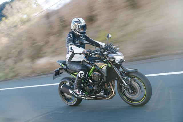 画像: 【試乗インプレ】カワサキ「Z900」(2020年モデル)- webオートバイ